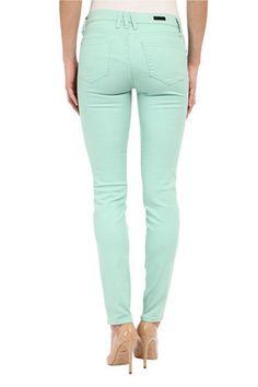 Diana Skinny Jeans - Mint