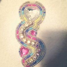 Trying something different. #beadwork #random #pretty
