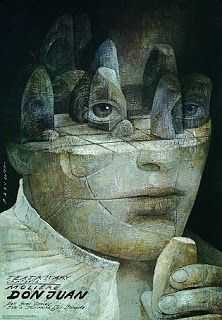 Don Juan by Wiktor Sadowski