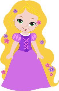Cute Disney Drawings, Art Drawings For Kids, Drawing For Kids, Art For Kids, Disney Clipart, Cute Clipart, Scrapbook Da Disney, Baby Disney Characters, Disney Princesses