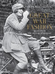 Great War Fashion opens the woman's wardrobe in the years before the outbreak of war to explore the real woman behind the stiff, mono-bosomed ideal of the Edwardian Society lady draped in gossamer gowns, and closes it on a new breed of women who have donned trousers and overalls to feed the nation's guns in munitions factories.  It is a journey into the lives of the women who lived under the shadow of war and were irrevocably changed by it.
