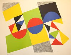 We love... The #colorful work of #SoniaDelaunay