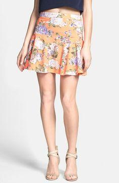 Dirty Ballerina Swing Skirt available at #Nordstrom