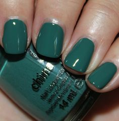 Exotic Encounters, China Glaze On Safari Collection for Fall 2012