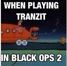 Call of duty black ops 2 zombies is my favorite 😽 Video Game Logic, Video Games Funny, Funny Games, Funny Gaming Memes, Gamer Humor, Cod Memes, Cod Zombies Memes, Black Ops Zombies, Call Of Duty Zombies