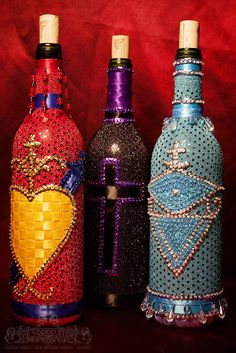 Boutey (Bottle) - Custom from The Vodou Store