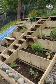 70+ Stunning Low Maintenance Front Yard & Backyard Landscaping Ideas #backyardlandscaping #backyardplayhouse #backyarddesign