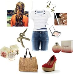 """""""walk with me"""" by hmariewhite on Polyvore"""