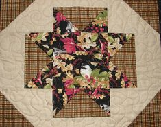 Quilted Table Topper Fall Fall Winter Table Topper Quilt