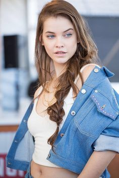 Barbara Palvin// Born February 4th, 1996) Beatrice Patterson, is an american fashion model, known mostly for her photoshoots and her Victoria's Secret modeling. She came to L.A with hopes of furthering her career