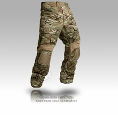 Crye Precision Combat Pants: ummm, yes please! Tactical Survival, Tactical Gear, Survival Gear, Combat Pants, Combat Gear, Military Gear, Military Equipment, Edc, Survival Clothing