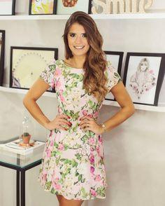 @arianecanovas em nosso dress exclusivo !!!