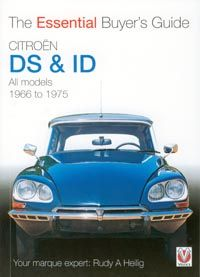 The Essential Buyers Guide Citroën DS and ID book review