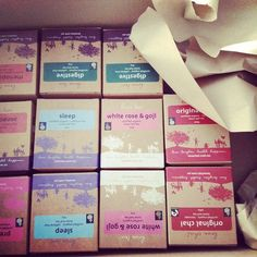 """""""Well well what do we have here? A box full of awesome just in time for afternoon tea! Will work like crazy to have these up on site ASAP """" Photo taken by @aalaveda on Instagram, pinned via the InstaPin iOS App! http://www.instapinapp.com (10/28/2014)"""