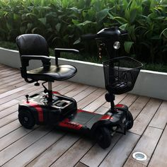 Used Phoenix 4-Wheel Mobility Scooter for sale - $900! #mobilityscooter #motorisedwheelchair #wheelchair