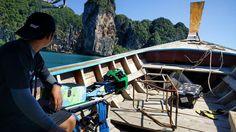 Homem caminha 500 Kms Para Documentar no Street View a Beleza Das Zonas Mais Inacessíveis da Tailândia