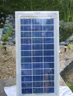 How to Build a Solar Panel  (PN;RL)-I checked it out, and it is a FREE tutorial! A true money saver to boot.