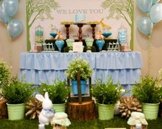I've gathered some adorable party ideas for popular children's books. These storybook party ideas are perfect for birthday parties and baby showers. Boys First Birthday Party Ideas, First Birthday Party Themes, Baby Boy First Birthday, Party Themes For Boys, Bunny Birthday, Boy Birthday Parties, Birthday Celebration, Fourth Birthday, Storybook Party
