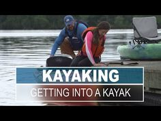 How to Get In and Out of a Kayak Smoothly | How To Articles - Paddling.net