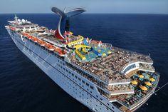 El crucero más grande de Carnival recorrerá el Caribe desde Miami