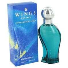 Wings By Giorgio Beverly Hills After Shave 1.7 Oz