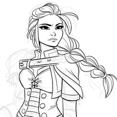 A Jaina WIP. So excited to see what she does in Battle for Azeroth! #worldofwarcraft #jaina #wip