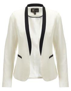 Kardashian Tux Jacket