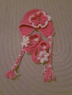 Ravelry: MoreThanItSeams' Pink Daisies