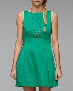 Wimbledon Shift Dress - Need Supply Co.