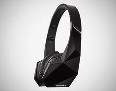 Vektor Headphones by Monster and Diesel
