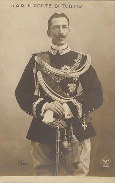 Prince Vittorio Emanuele of Savoy-Aosta, Infante of Spain, Count of Turin  Vittorio Emanuele Torino Giovanni Maria di Savoia-Aosta   House of Savoy   Born 24 November 1870, Turin   Died 24 November 1946 (aged 76), Brussels