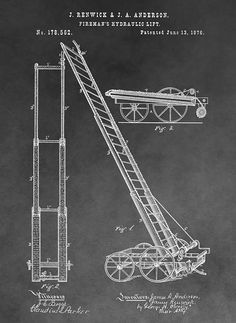 Fireman's Hydraulic Lift