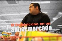 """Juan Carlos Pichardo Presenta: """"El Dominicano En Un SuperMercado"""""""