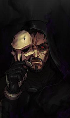 Gabriel Reyes a. Overwatch Widowmaker, Overwatch Memes, Overwatch Fan Art, Overwatch Drawings, Overwatch Genji, Overwatch Wallpapers, Overwatch Reaper, Animes Wallpapers, Character Design
