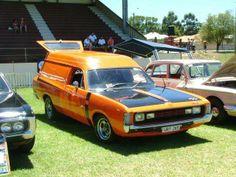 ecb43d8fef Australian Chrysler Panelvan mock up to look like a VH RT