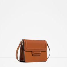 Foldover Flap Crossbody Bag View All Bags Woman Zara United States
