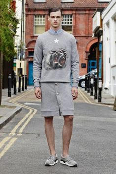 Givenchy Resort 2016 Menswear Collection