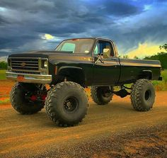 When I was little, I always dreamed of driving a Chevy like this one!