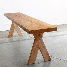 Modern picnic bench by Chadhaus