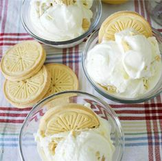 Lemonade Cookie Gelato