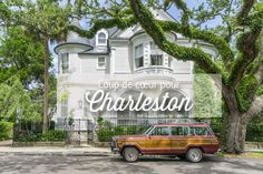 Coup de cœur pour Charleston en Caroline du Sud