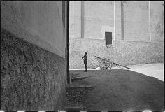 Henri Cartier-Bresson 1933 Salerno. ITALY.
