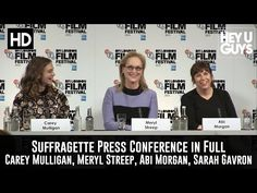 As 'Suffragette' Nears Debut, a Look at the Word's History - WSJ