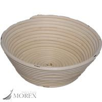 Pekařské ošatky na kynutí těsta X-ošatka kulatá 1 kg Decorative Bowls, Tableware, Dinnerware, Tablewares, Dishes, Place Settings