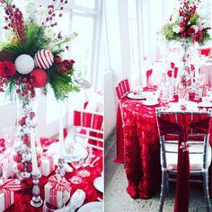 Inspiratie tips voor de kerst tafel, de meeste artikelen zijn te verkrijgen bij j-style-deco.nl. Dek je tafel in style en thema! #kerst #kerstdiner #kersttafel #feestartikelen #tafel #naamkaartjes #kerstsokken #rood #zilver #Goud #wit