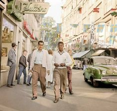 Photos colorized 20th century ... Pele at 17, in Sweden after the World Cup 1958. Edson Arantes do Nascimento, Pele said, was born October 23, 1940 in Três Corações (Brazil). He became a national star as Brazilian soccer player between 1957 and 1980.