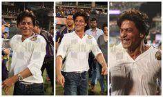 Great moment  @Omg SRK fter #KKR win #KKRvsKXIP love  @Omg SRK  #KKR pic.twitter.com/p941NNKfle