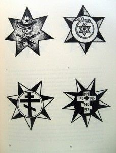 Russian Prison Tattoos 7