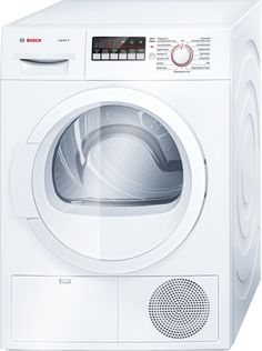 BOSCH dryer for super fluffy clothes!