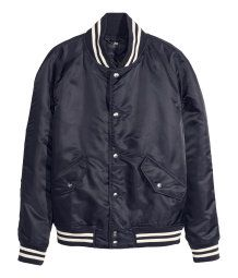 Baseball Jacket  Better price then AA but material may photograph with to my shine.  take with photographer on appropriate texture for photo shoot.